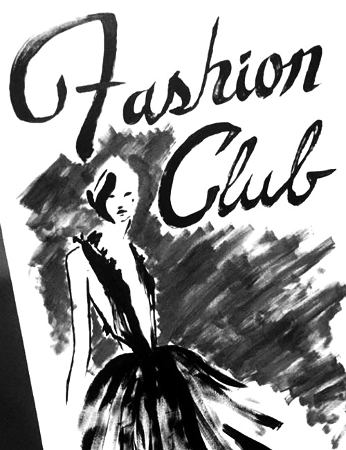 Fashion Club Poster