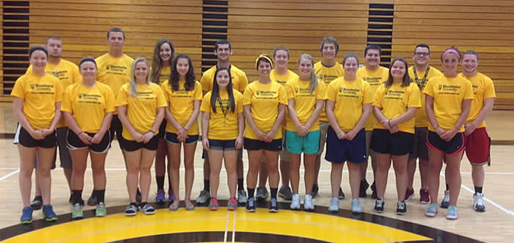 Athletic Training Camp