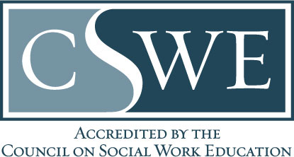 Accredited by the Council on Social Work Education