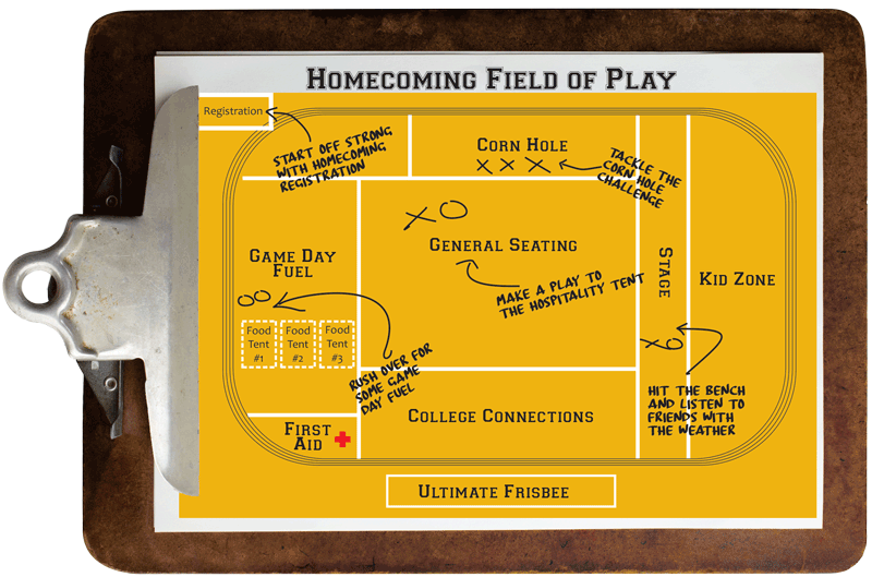 game-day-homecoming-map