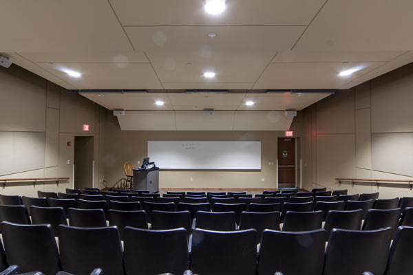 Academic Center Auditorium
