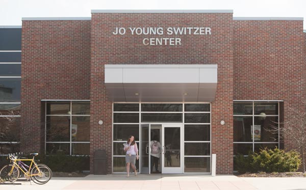 Jo Young Switzer Center