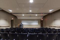 Academic Center Auditorium, North Manchester Campus