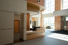 Atrium and Reception Center, Fort Wayne Campus