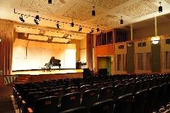 Wine Recital Hall, North Manchester Campus