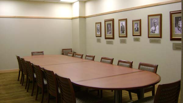 Conference Services Classrooms And Meeting Rooms Manchester - 14 foot conference room table