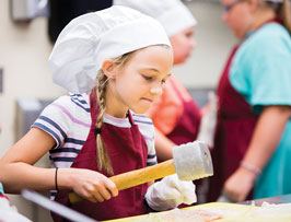 Global Cuisine Summer Camp