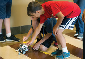 LEGO Robotics Summer Camp