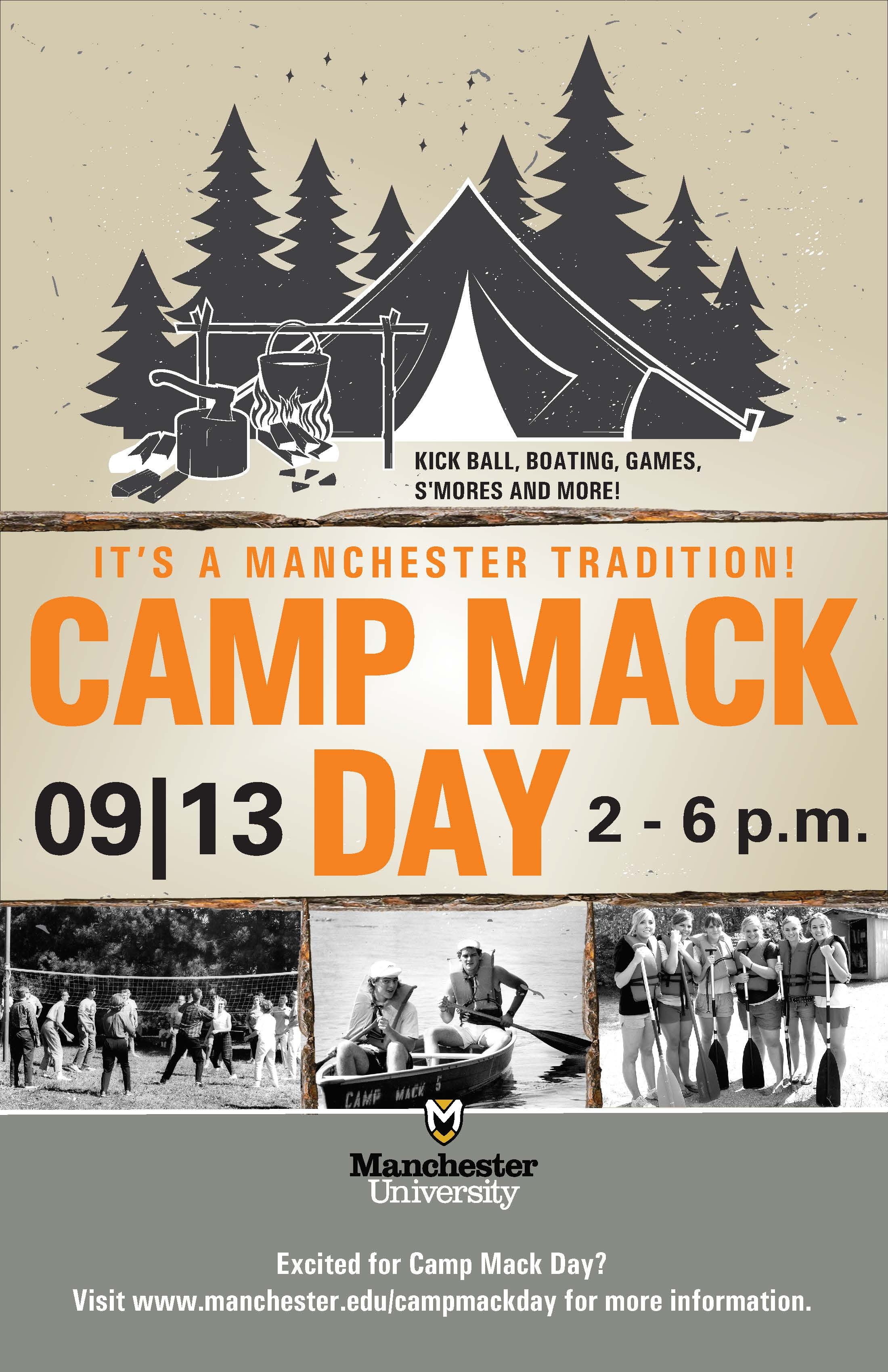 camp mack day poster 2020