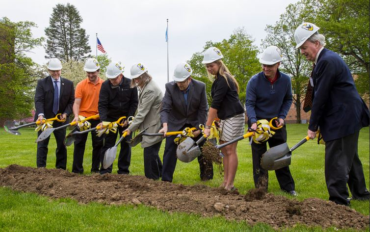 Chinworth groundbreaking 2018
