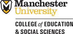 College of Education and Social Sciences logo-medial horizontal