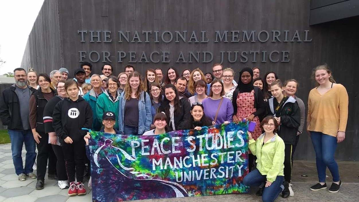 Peace Studies & Alumni Relations in Montgomery, Alabama
