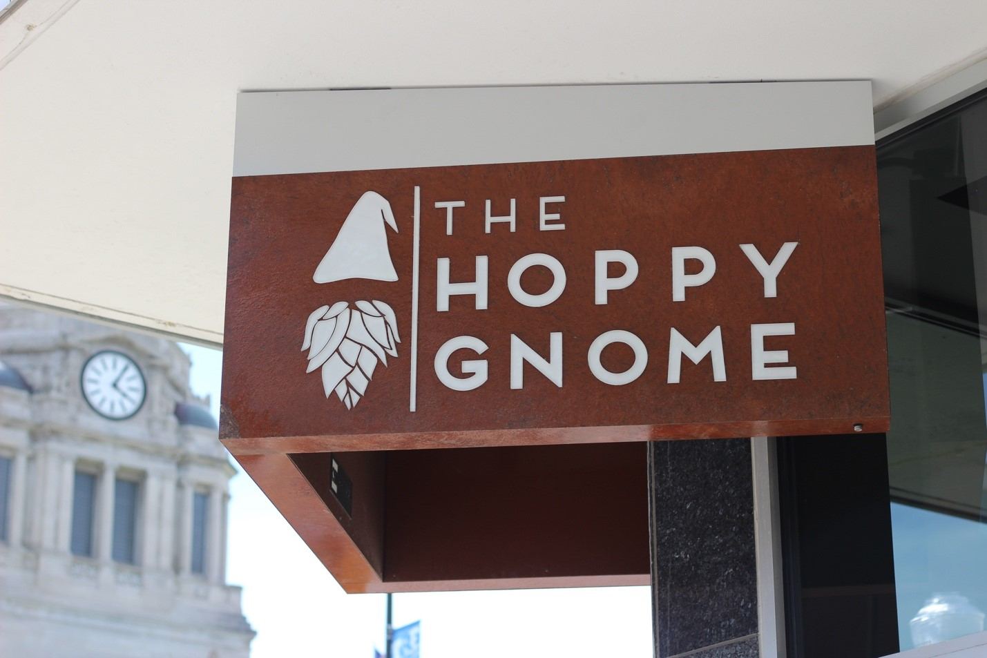 Hoppy Gnome