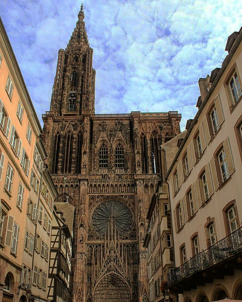 A Walk Through Strasbourg
