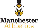 Manchester Athletics, 2 color- over white