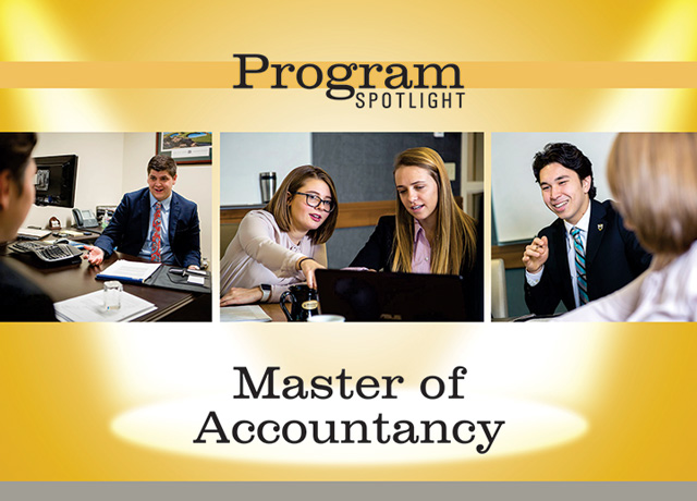 Master-of-Accountancy