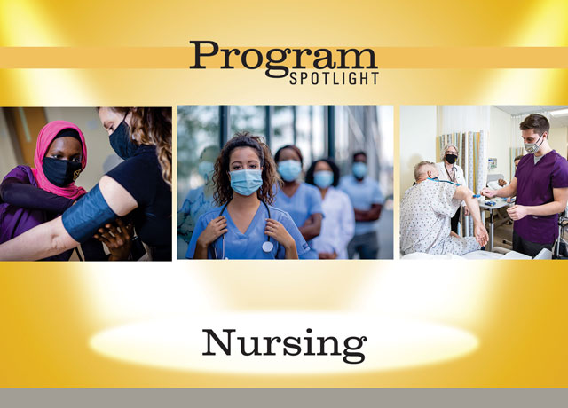 Manchester Launches Nursing Programs