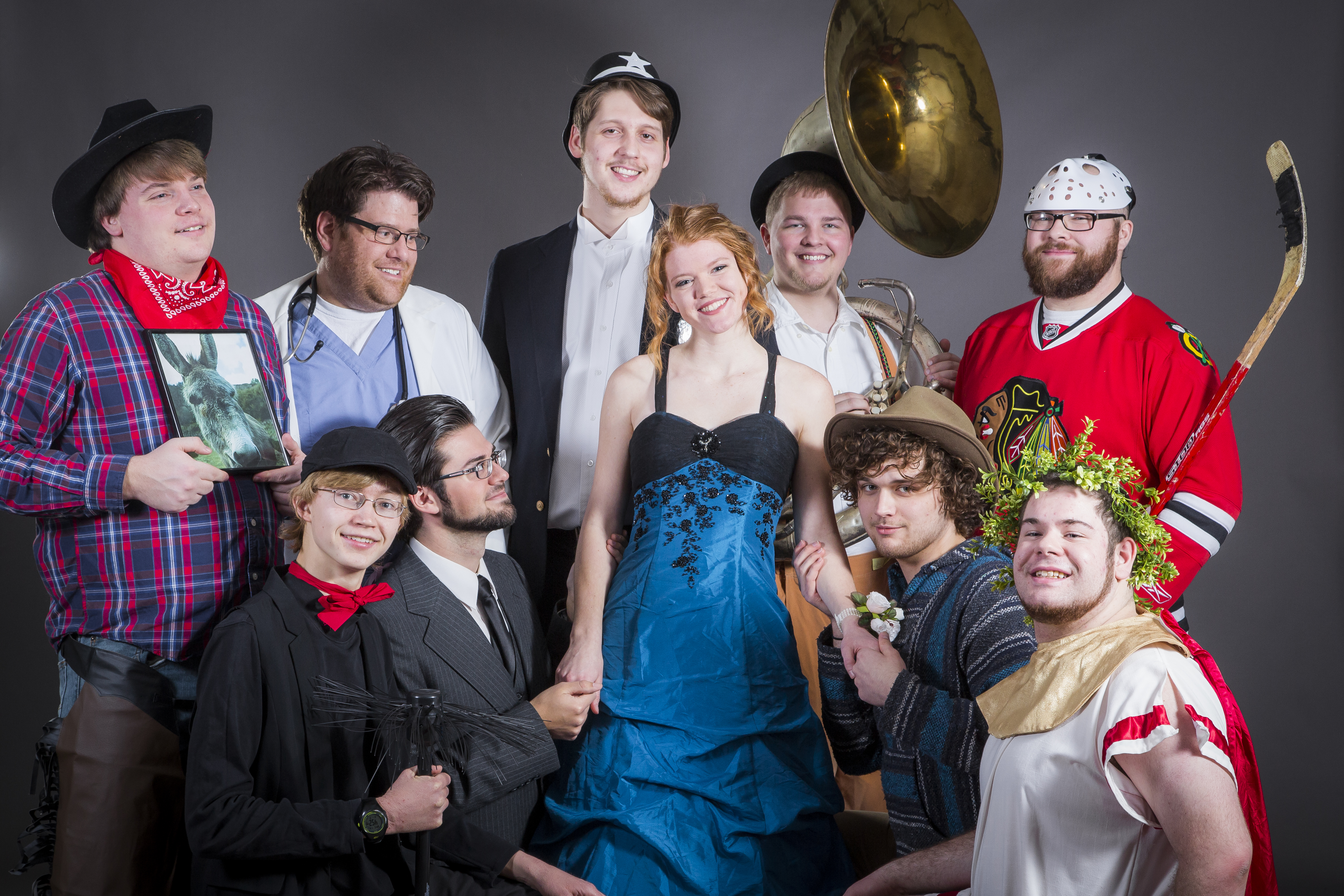 Opera - Amelia Goes to the Ball Cast