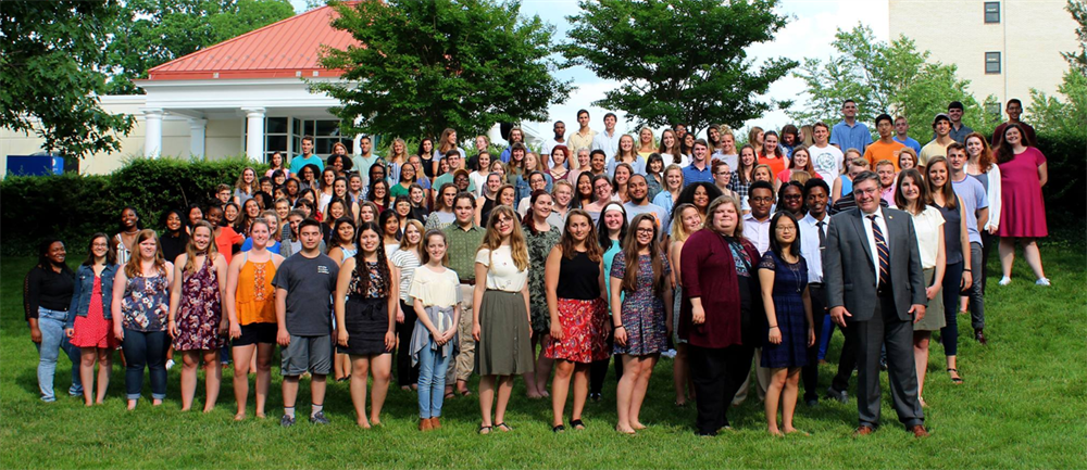Photo of SHECP 2018 Cohort at Arlington Opening Conference