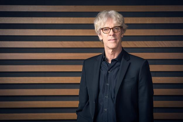 Stewart Copeland photo by Shayne Gray