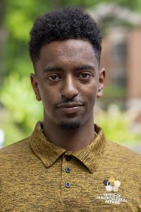 Israel Tamire's headshot photo