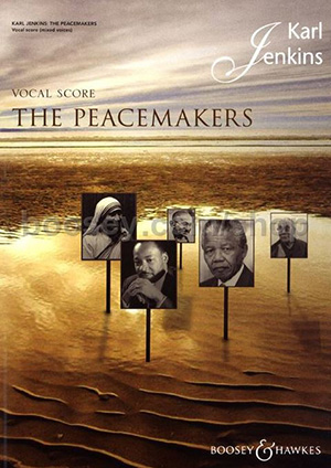 The Peacemakers score