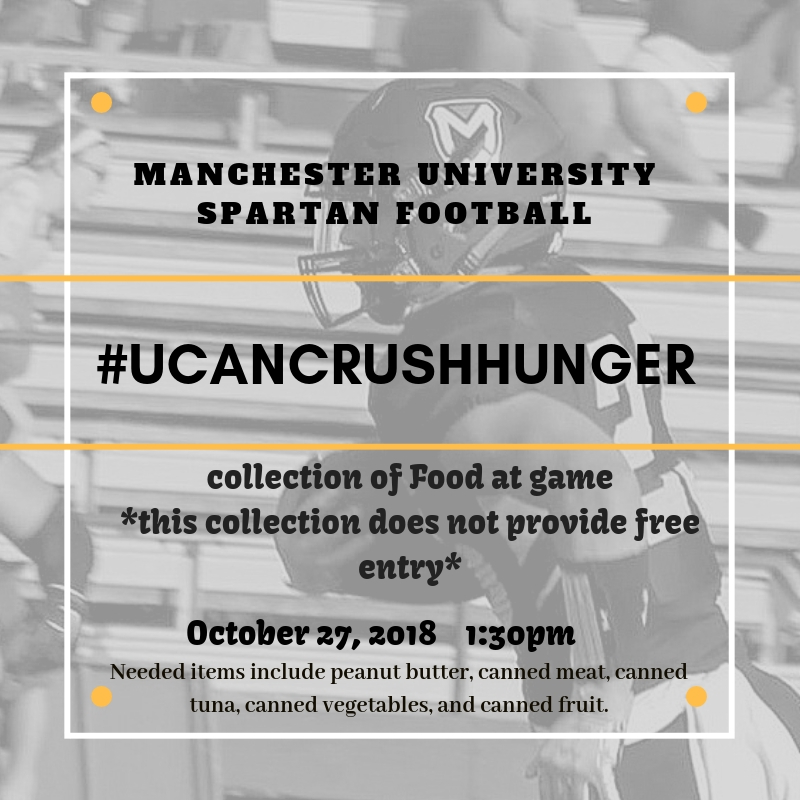 U Can Crush Hunger Football Changes 2018