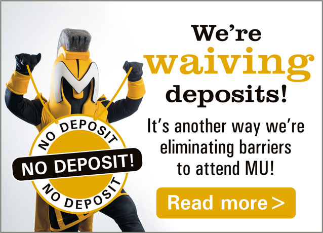WAIVING-DEPOSITS