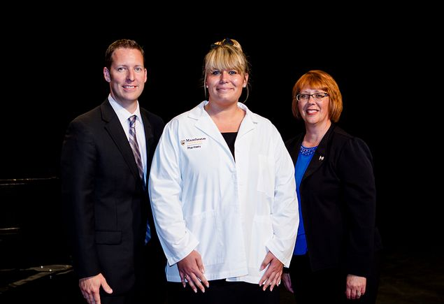 White Coat Photos