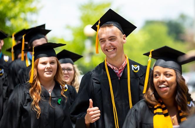 Graduation Day 2020  Manchester University