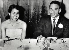 May Day 1953, Jean Childs and Andrew Young