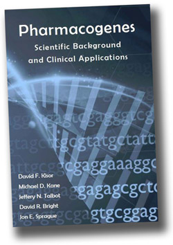 Pharmacogenes book cover