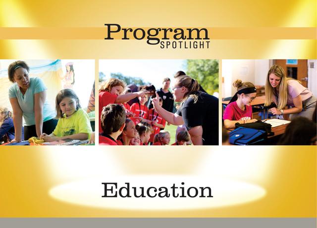 educationSpotlight