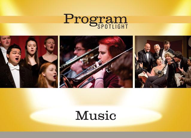 music-spotlight