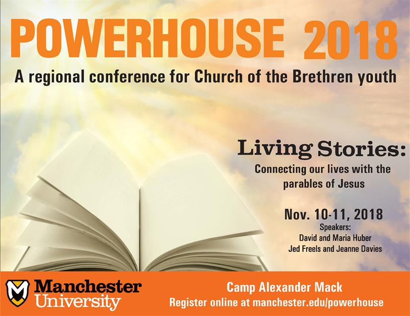 Powerhouse Youth Conference | Manchester University