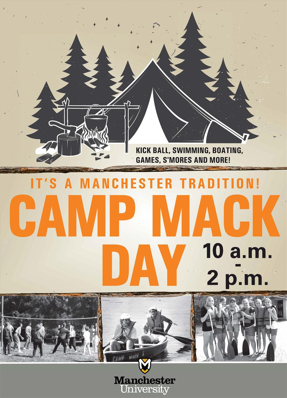 2019 Camp Mack Day
