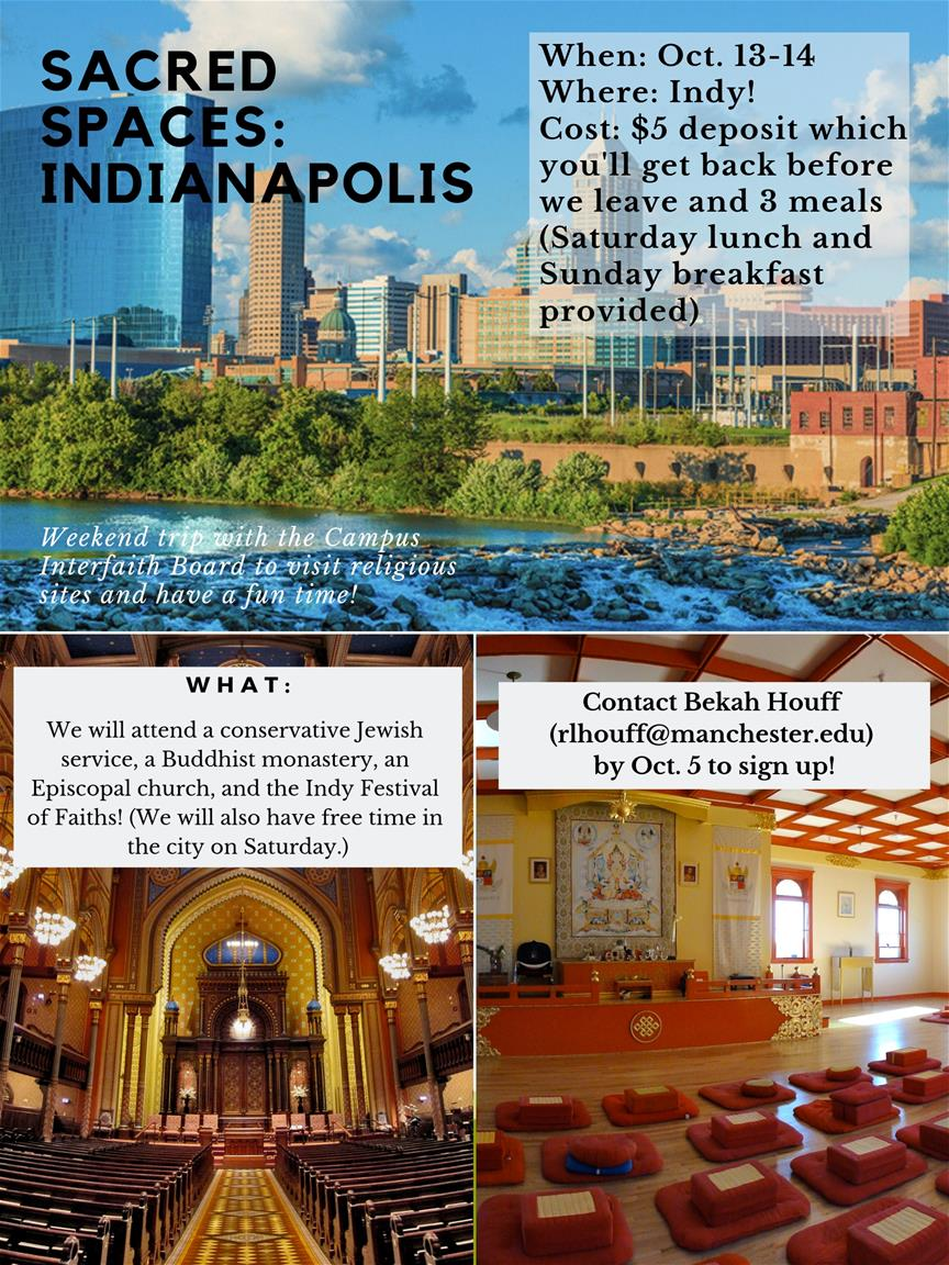 Sacred Spaces_ Indianapolis