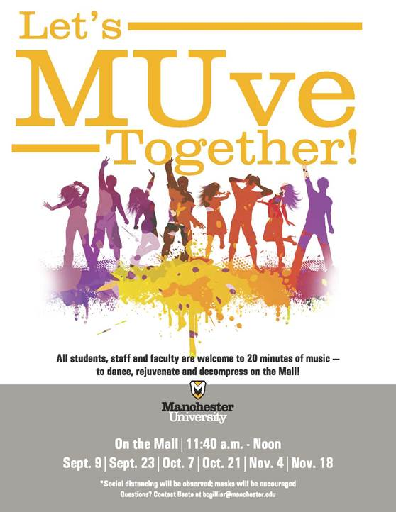 MUve poster